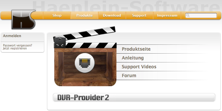 DVR-Prov2 Supportseite.png